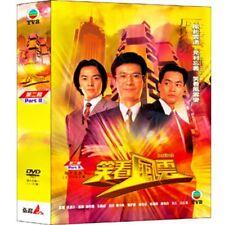Instinct (笑看風雲 / HK 1994) TVB DRAMA 5DVD EPISODE 21-40 TAIWAN