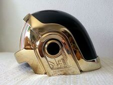 Volpin Daft Punk Helmet, Gold Chrome on DISCOUNT!