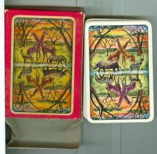 "Deck ""Sapra Studio"" Original Playing Cards, Non-standard African Animals, Africa"