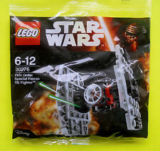 LEGO Star Wars 30276 First Order Mini Tie Fighter Polybag NEU & OVP