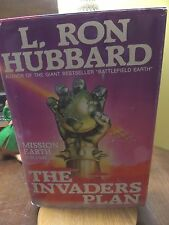 The Invader's Plan No. 1 by L. Ron Hubbard (1985, Hardcover) Good used condition