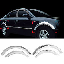 Chrome Fender Garnish Molding Trim A339 For HYUNDAI 2006 - 2008 NF Sonata