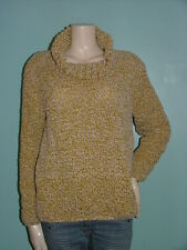 BNWOT Hand Knitted Cowl Neck Jumper Size 6-8