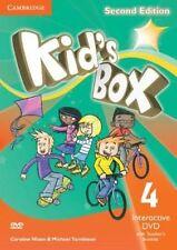 Caja De Niño DVD interactivo de nivel 4 (NTSC) con Teacher's folleto por Michael..