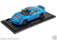 Porsche 911 Carrera S (991) Martini rivierablau 1:18 Ltd.Edition 600 WAX02100001
