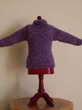 Puente en miniatura ~ ~ Púrpura Cuello Polo