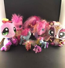 My Little Pony 9 Horse Lot Lady Flutter Wings Plush & Figures 80/90/00s Doll Toy