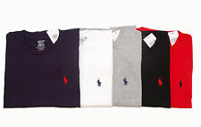 New T-shirt S red Men Polo Ralph Lauren Tee shirt