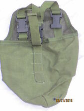 Carrier Entrenching Tool Case,olive Spatentasche,Webbing 90 Pattern,   MWS 1991