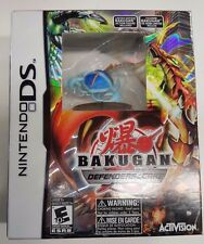 Bakugan: Defenders of the Core Nintendo DS COLLECTORS EDITION FREE SHIPPING NEW