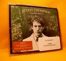 MAXI Single CD Teddy Thompson Everybody Move It 2TR 2006 Accoustic Pop Verve