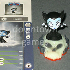 HIJINX Skylanders Trap Team NEW figure+card+code mini Hex sidekick HI JINX