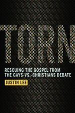 Torn: Rescuing the Gospel from the Gays-vs.-Christians Debate-ExLibrary