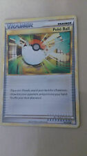 Poke Ball Pokemon Card UNCOMMON Trainer