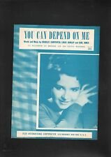 You Can Depend On Me Brenda Lee