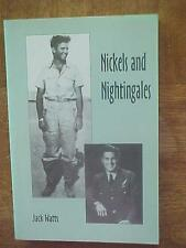Nickels & Nightingales - Canadian memoir WW II book by Jack Watts