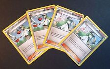 Pokemon Cards - X4 Trainer N 90/106 Trainer Card NM - Pokemon Supporter Card Lot