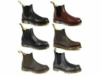 Dr Martens Mens Womens Ladies Classic Airwair Safety/Casual Dealer Chelsea Boots