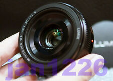 New Panasonic Lumix G 20mm  F1.7 II ASPH. Lens *** BLACK ***