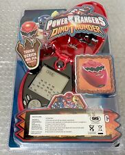 Power Rangers DINO THUNDER CONSOLE ELECTRONIC ADDRESS BOOK BANDAI# MOS