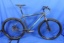 "Salsa Selma Single Speed SS Rigid 29er Mountain Bike 22""/XL, Niner Fork 240 hubs"
