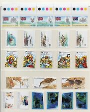 COCOS KEELING 1980-95 STAMP Collection all UNMOUNTED MINT Ref:QD368