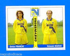 TUTTO CALCIO 1994 94-95 - Figurina-Sticker n. 387 -FRANCH#MARAN-CHIEVOVERONA-New