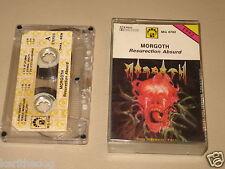 MORGOTH Resurrection Absurd / Eternal Fall - Cassette polish tape 1992/747