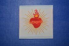écusson tissu insigne patch religieux aumônier prêtre curé abbé moine scout KTO