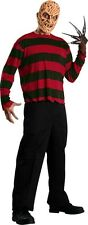 FREDDY NIGHTMARE ON ELM STREET HALLOWEEN COSTUME STD