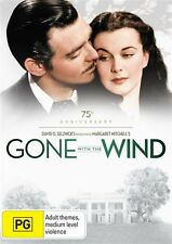 Gone With The Wind (75th Anniversary Edition) NEW R4 DVD