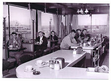 NEW Post card  EMBASSY DINER BETHPAGE Long Island NY showing ZORN'S S.O.B. Exp'y