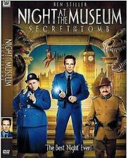 NIGHT AT THE MUSEUM - SECRET OF THE TOMB - WS DVD - ENGLISH & SPANISH LANGUAGES