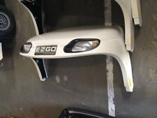 EZGO TXT 2014 BODY WITH LIGHTS; WHITE; SERIAL NUMBER ON BODY
