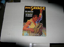 Doc Savage #18: The Monsters & The Whisker of Hercules by Kenneth Robeson (2008)