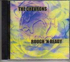 (BM42) The Chevrons, Rough N Ready - 2001 DJ CD