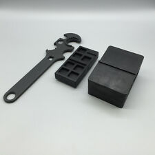 .223/5.56 Heavy Duty Combo Wrench Tool + Lower and Upper Receiver Vise Block