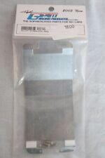 GPM Alloy Stabilized Skid 1 plate Aluminium  Minizilla - MBX14