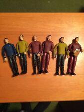 Star Trek Reboot Kelvin Action Figure Lot of 6 Figures Loose Kirk Spock Film