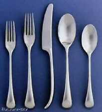 DANSK TORUN 60 piece Set Service for 12 Stainless Flatware Place Settings