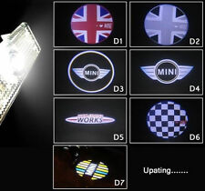 2 x LED Door Courtesy Laser Light for MINI Cooper PACEMAN Countryman CLUBMAN