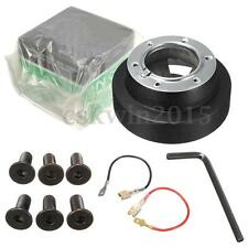 Car Steering Wheel Release Device Auto Hub Adapter Snap Off Boss Kit For BMW E46