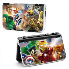 LEGO MARVEL Hard Case Cover per il nuovo Nintendo 3DS XL (FEB 2015 +)