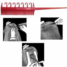 Pro Tip New Design Hair Highlighting Comb With Hooks (FAST FREE P&P)