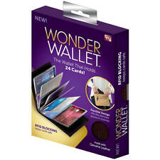 2 pk As Seen On TV Wonder Wallet