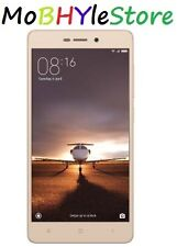 Xiaomi Redmi 3S Prime  32GB Gold  3GB RAM ★13MP/ 5MP ★ Factory Sealed Pack ★