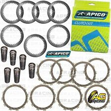 Apico Clutch Kit Steel Friction Plates & Springs For Suzuki RMZ 250 2008 MotoX