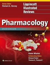 Lippincott Illustrated Reviews : Pharmacology by Whalen (2014, Paperback,...