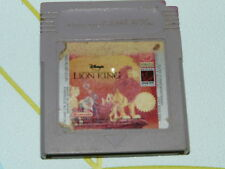 Disneys The Lion King (Nintendo Game Boy)