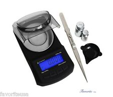 NEW ON BALANCE CTPro-250 DIGITAL DIAMONDS GEMSTONES CARAT Scale 250ct x 0.005ct
